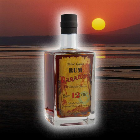 Rum Paradise 12 Years Old