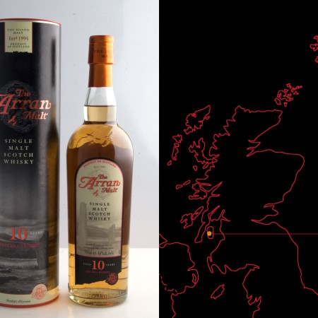 The Arran Malt - 10 Years Old