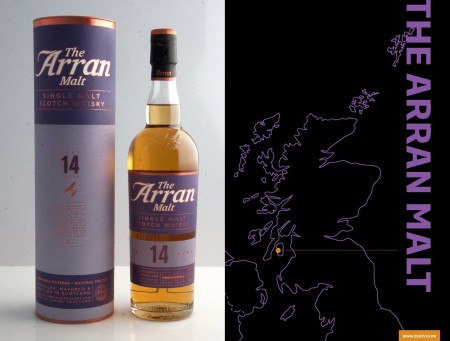 The Arran Malt - 14 Years Old