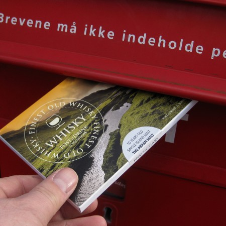 Send det med posten